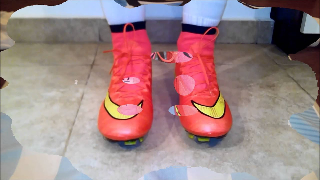nike mercurial superfly rojo red dhgate aliexpres test. Black Bedroom Furniture Sets. Home Design Ideas