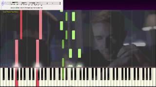 Миллион алых роз - Егор Крид (Ноты и Видеоурок для фортепиано) (piano cover)