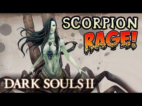 RAGE & MADNESS INTERTWINE! Dark Souls 2 Second Sin Hard Mod (#14)