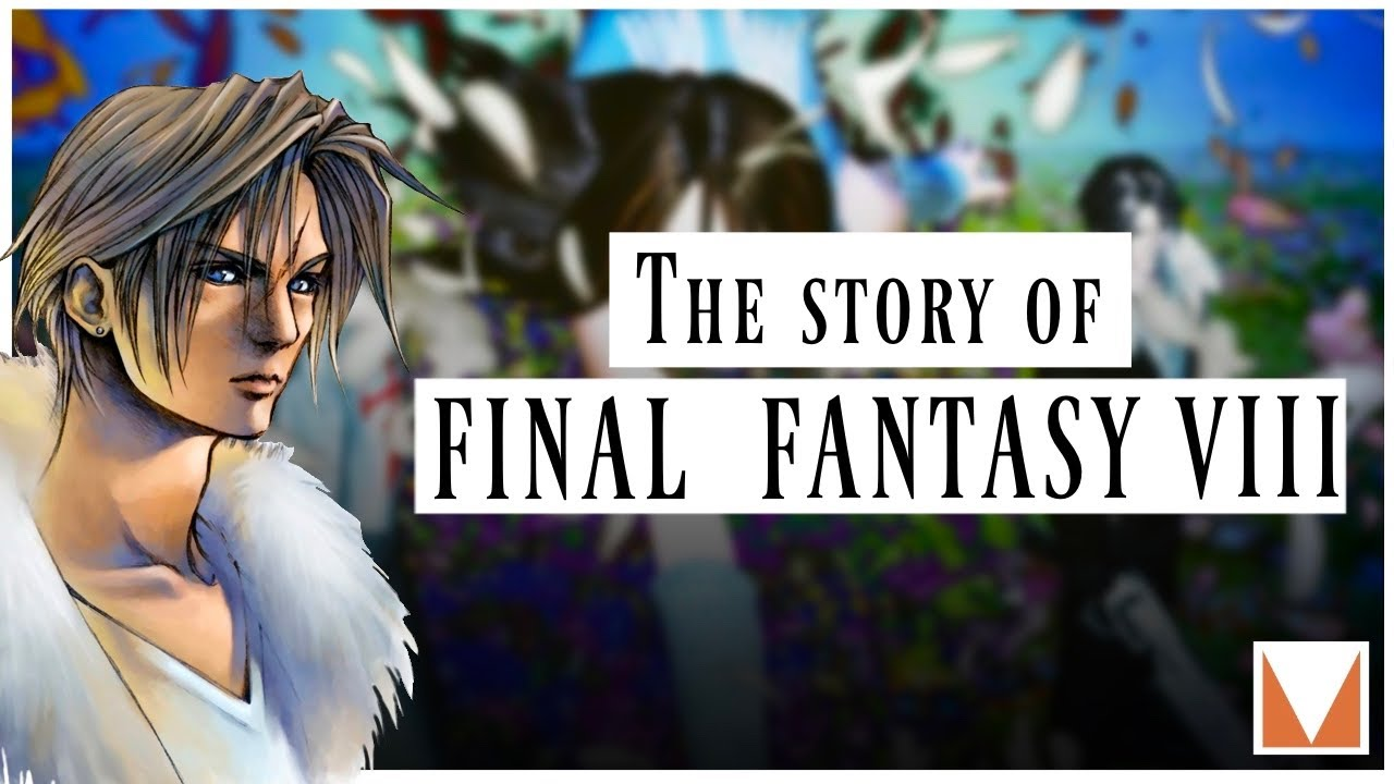The Story of Final Fantasy VIII - Pixelpendium thumbnail