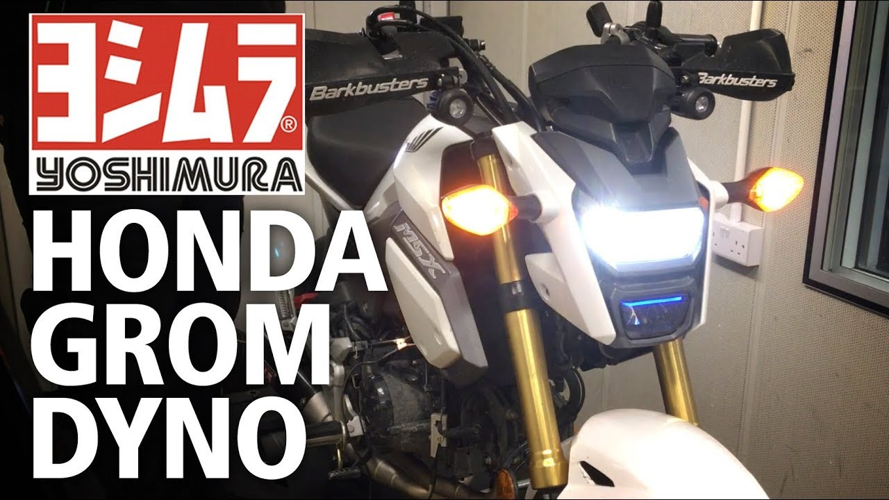Tested: Yoshimura Carbon RS-2 Exhaust (Honda MSX125 / Grom