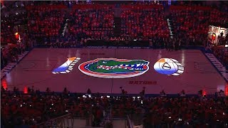 Florida Gators Basketball | Season 100 Intro Court Projection | 2018-19