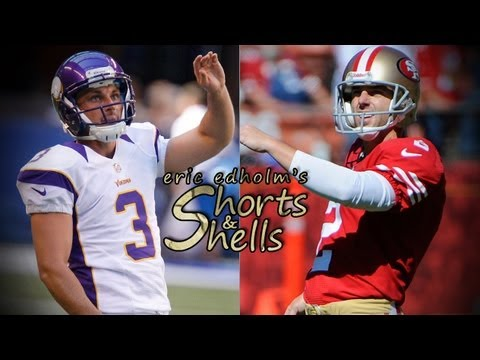 Should the 49ers replace David Akers before the playoffs? | Week 17 Shorts & Shells