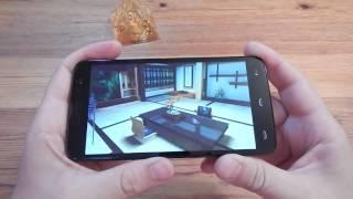 homtom ht17 Обзор нового телефона со сканером пальца