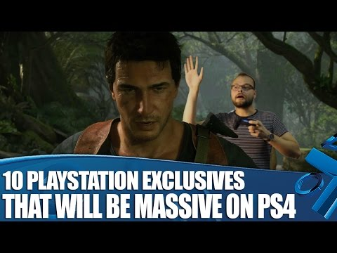 10 PlayStation Exclusives That Will Be Massive on PS4