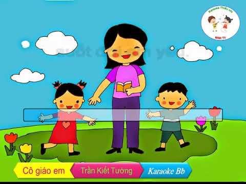 Karaoke Cô giáo em Trần Kiết Tường