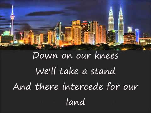 Tom Inglis - We'll Stand In The Gap (Pray For The Nations)