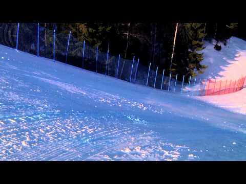 SiteTalk Active People - Anna Holmlund Ski Cross World Cup Champion 2011