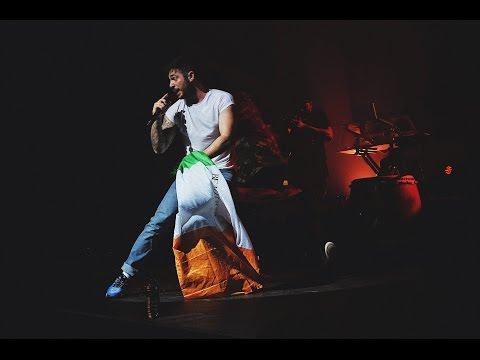 Jon Bellion - Live at The Olympia Theatre, Dublin (12.04.17)