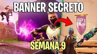 FORTNITE-FREE SECRET BANNER OF THE WEEK 9!