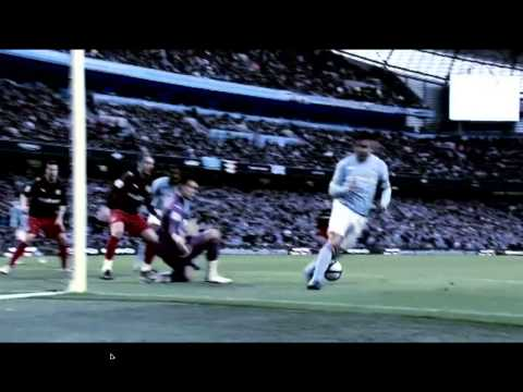 MANCHESTER CITY FA CUP 2011 SKILLS [720p HD]