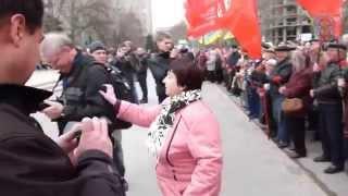 Николаев, вставай! Николаевцы кричат «героям АТО» «позор, сволочи, фашисты!»