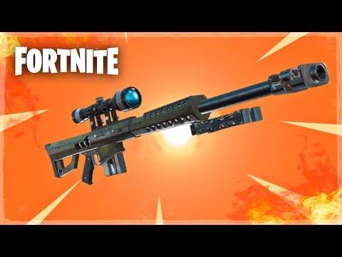 *NEU* Heavy Sniper Kommt Ohne Update!?🎯🔴 Fortnite Deutsch HD