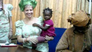"University of Ibadan Yoruba Language Centre ""graduates"" Four American Students! 