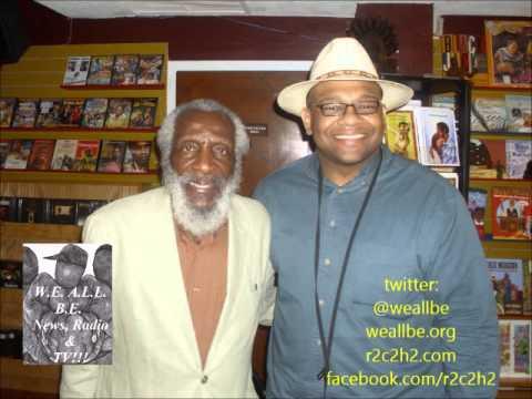 Baba Dick Gregory On Min. Louis Farrakhan & Scientology 3/23/2014