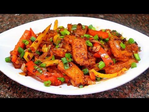 Spicy Chilli Potato - Dry Side Dish