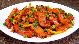 Spicy Chilli Potato - Dry Side Dish