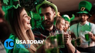 Top 5 cities to celebrate St Patrick's Day