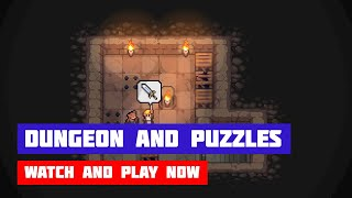 Dungeon and Puzzles: Final Demo · Game · Gameplay