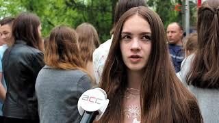 Надзвичайники провели урок-практикум для учнів Чернівецької гімназії №7.