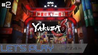Le Prix de la Liberté - Yakuza 6 | LET'S PLAY #2