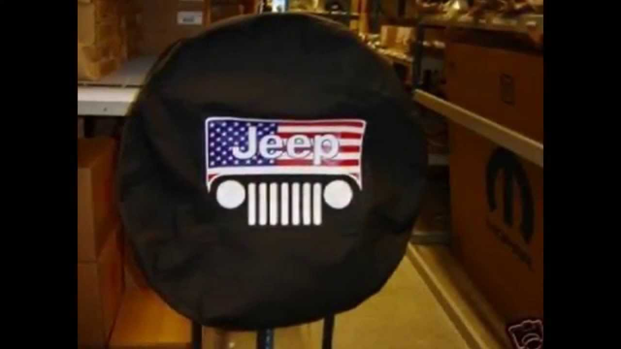 Spare Tire Covers For Jeeps Collection Youtube