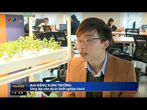 Trồng rau tự động công nghệ cao Hachi Việt Nam