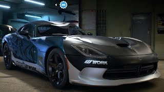 Dodge Viper SRT 2014 - Need For Speed 2016 - Test Drive Gameplay (PC HD) [1080p60FPS]