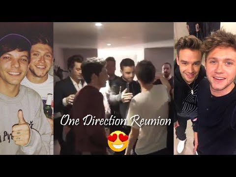 One Direction Reunion