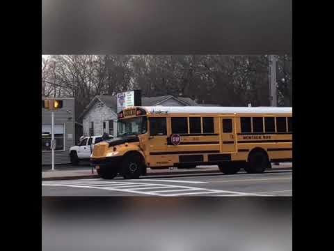 Montauk School Bus 841