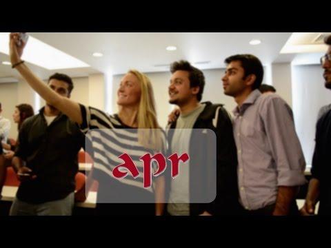 APR Pakistan - Cassie De Pecol's Visit