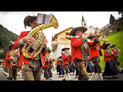 Marching Parade in Austria 2014