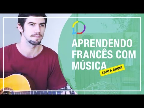 APRENDENDO FRANCÊS COM MÚSICA | Quelqu´un m´a dit (Carla Bruni)
