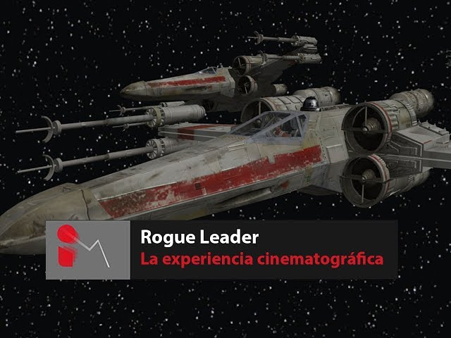 Rogue Leader y la Experiencia Cinematográfica