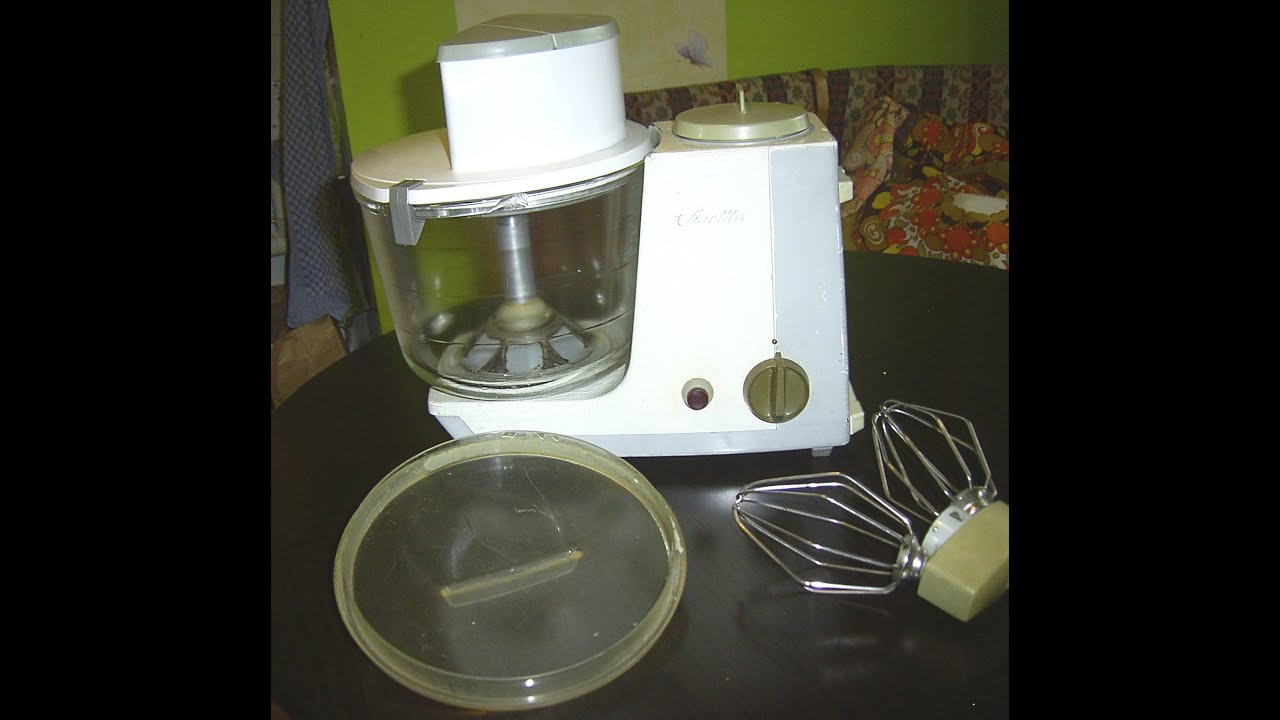 küchenmaschine electrostar starmix -food processor starmix the ... - Philips Cucina Küchenmaschine