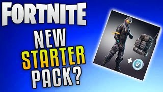 "Fortnite Battle Royale Starter Pack ""Fortnite Battle Royale Rogue Agent"" Fortnite Battle Royale Nouvelles"