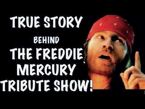 Guns N' Roses  The True Story Behind the Freddie Mercury Tribute Show 1992