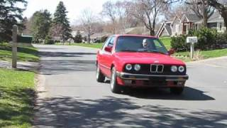 1988 BMW 325is - Drive by Fast, Test Drive