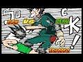 MIDORYA vs GON PARTE 2  (manga cross-over battle) fan-made (ENG\ITA sottotitoli)