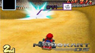 Mario Kart DS: Vs Race #1 (Hard Mode)