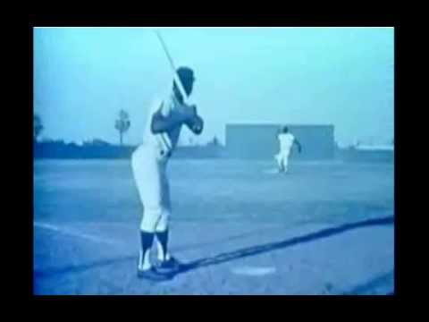 Baseball Hitting: Why Does Hank Aaron Swing So Much Faster?