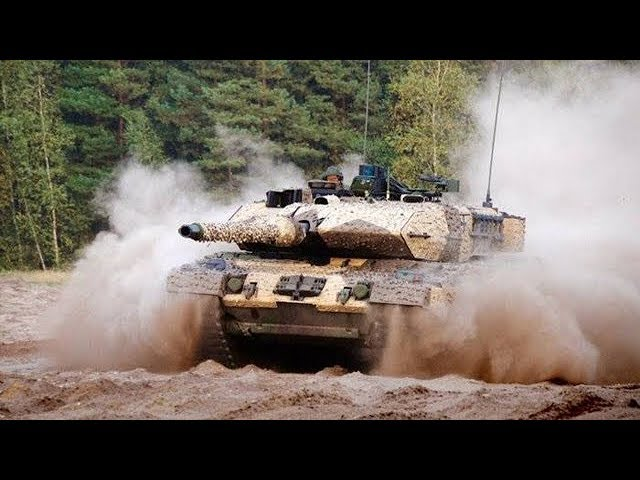 Топ-10 самых лучших и современных танков мира