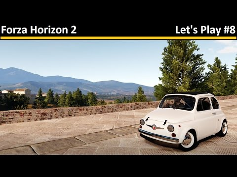 Diminutive Domination - Forza Horizon 2: Let