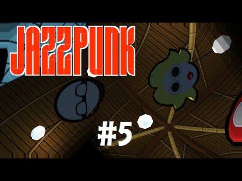 Jazzpunk part 5 [End] - Press the Liquify button!