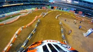 GoPro HD: Oakland Monster Energy Supercross 2011