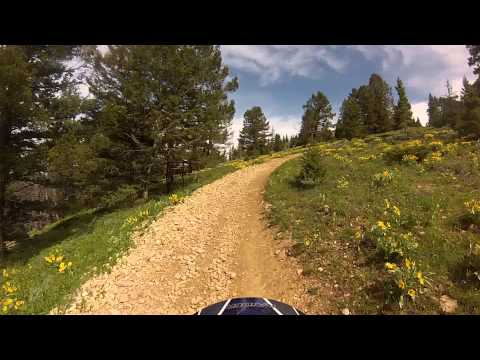 squaw creek motorcycle trail riding montana 6/21/13 2 of 13