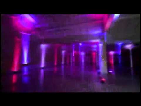 Decoracion con luces par led 18 youtube - Decoracion con luces ...