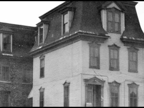 Fredericton Alms House - York Street Audio Tour, Fredericton Heritage Trust, New Brunswick, Canada