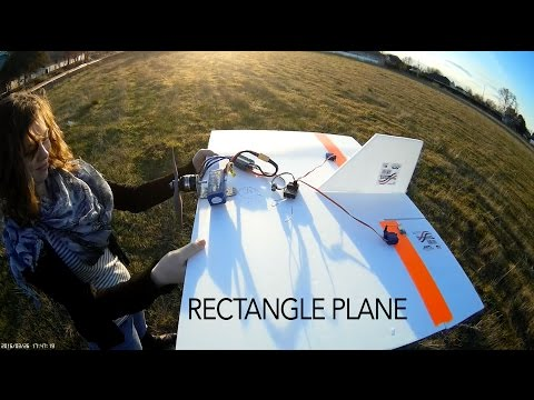 RC Flying Rectangle