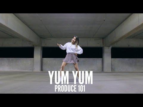 마카롱 꿀떡 macaroon honey dduk yum yum 얌얌 lisa rhee dance cover